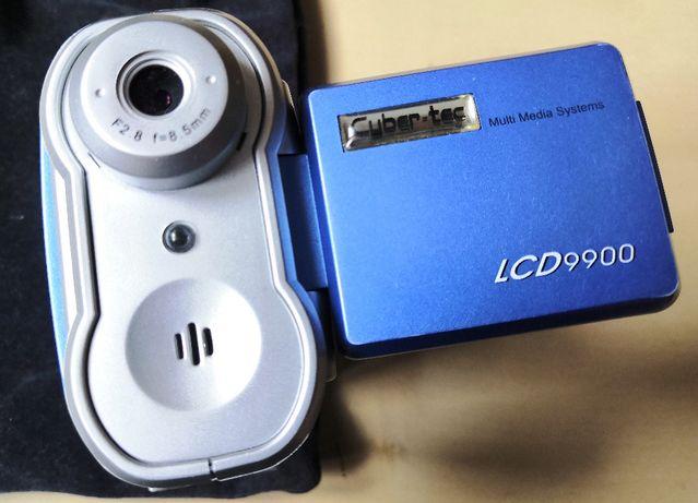 Mini kamera Cyber-tec LCD 9900