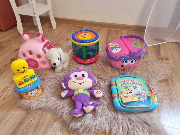 Zabawki dziecięce zestaw nr 2
