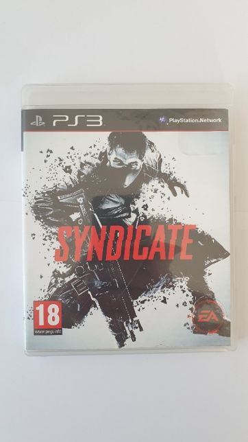 Gra PS3 Syndicate