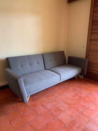 Sofá-cama de 3 lugares