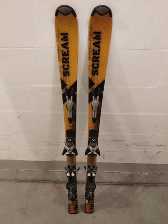 Narty Salomon Scream 161cm