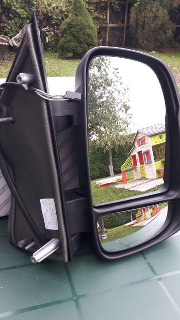 Lustro zewnętrzne elektryczne Citroen, Peugeot