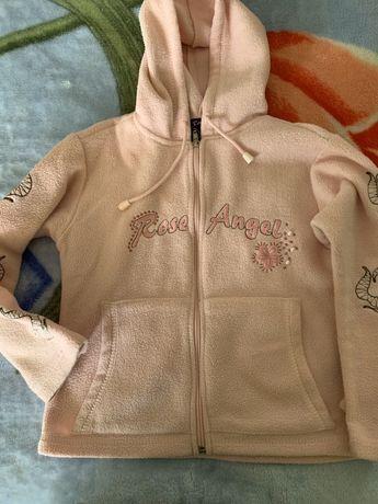 Флисовая курточка/ ветровка Wojcik