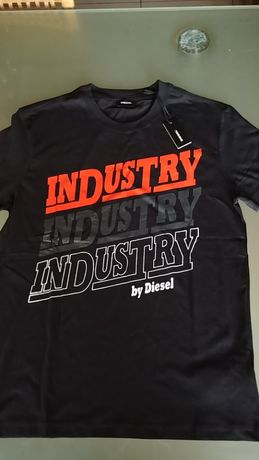 T-shirt koszulka DIESEL r. L