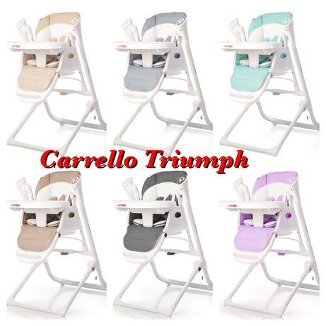 Стульчик-качели CARRELLO Triumph CRL-10302 бесплатная доставка