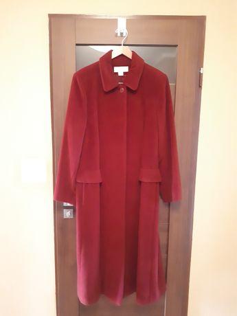Płaszcz zimowy czerwony Alberta Nipon