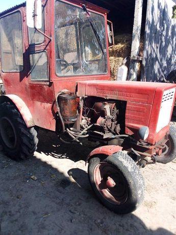 Продам робочий саморобний Трактор Т 25