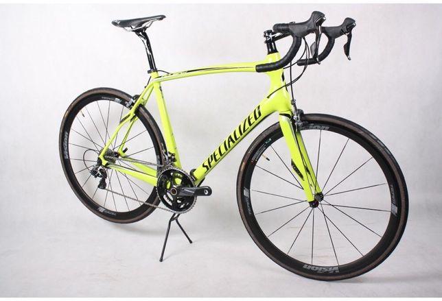 Szosa Specialized Roubaix SL4 58cm, carbon, Dura ACE 9000, ZIPP