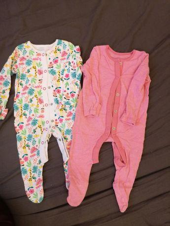 Ubranka dzieciece: śpiochy, pajace, spodnie, body, ogrodniczki