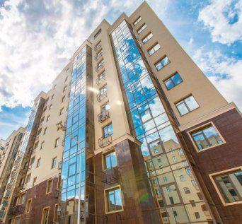 3 комн. квартира 87 кв.м.Новый комплекс на Архитекторской