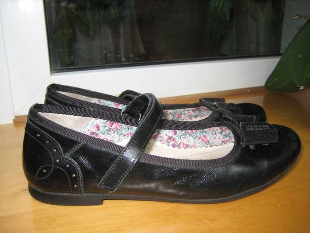 Продам кожаные туфли (35 размер)