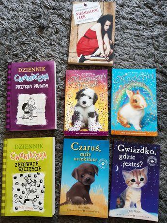 Książki dla dzieci i nastolatków