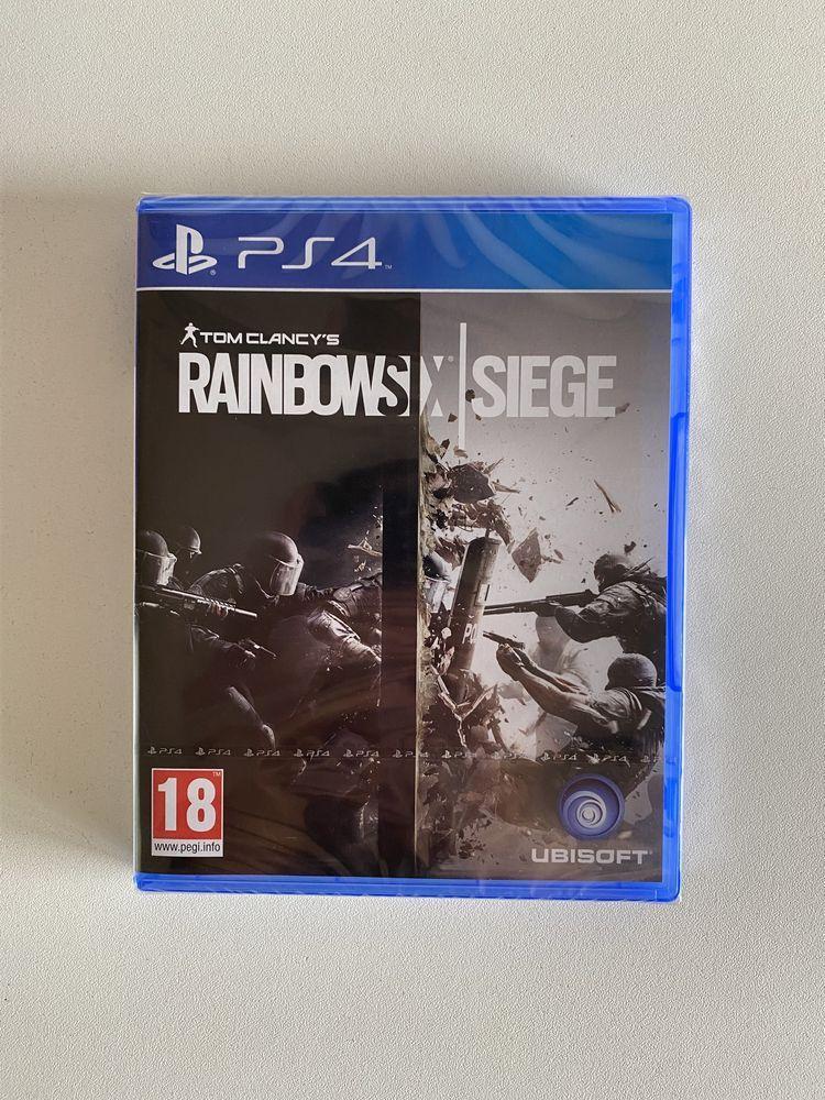 Tom Clancys Rainbow Six Siege PS4 SELADO