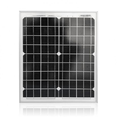 Panel solarny słoneczny solar 20W kempingowa kamper FOTOWOLTAIKA