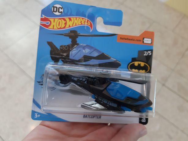 Batcopter Hotwheels