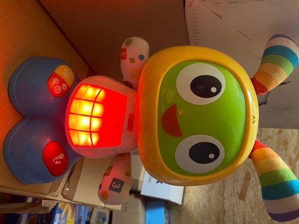 Fisher-Price, Bebo, tańcz i śpiewaj ze mną! zabawka interaktywna