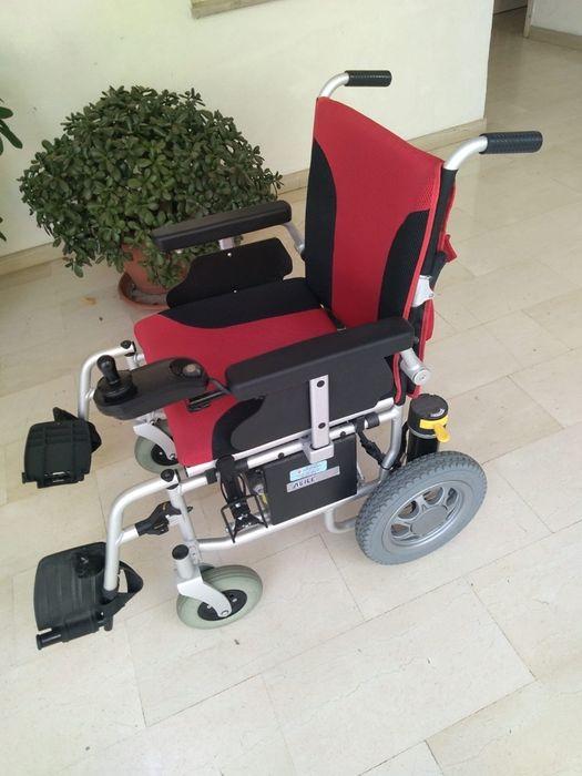 інвалідний візок електро Луцк - изображение 1