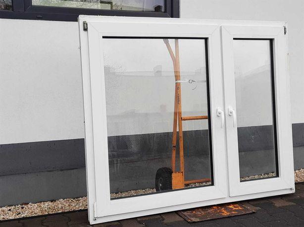 OKNO PCV 198 x 133 Używane Okna PCW Niemieckie WYSYŁKA Cała POLSKA