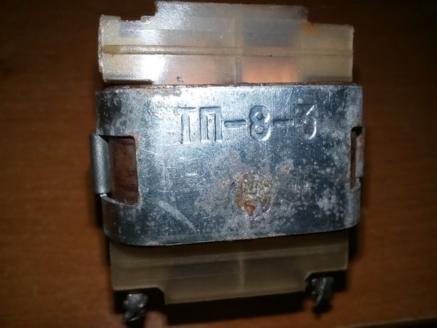 от микроволновой печи трансформатор (СССР)