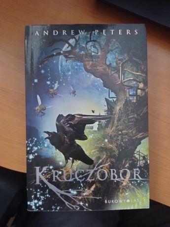 Kruczobór-książka dla dzieci i młodzieży