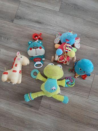 Zabawki dla Niemowląt 35 zł Całość :)