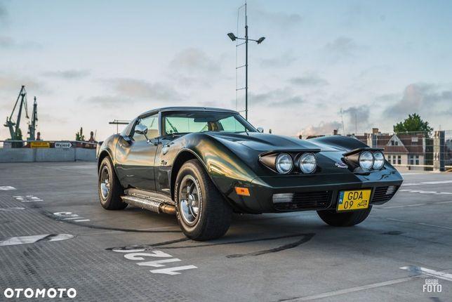 Chevrolet Corvette Stingray możliwa zamiana