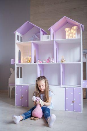 Большой домик для кукол