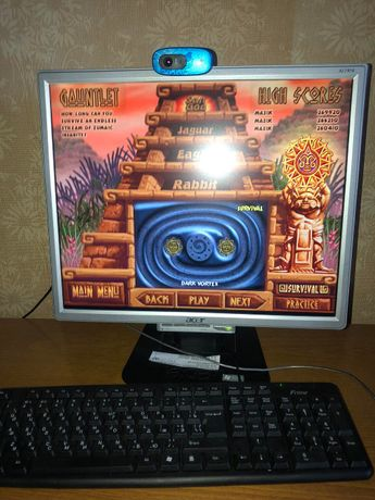 Монітори Acer Compaq