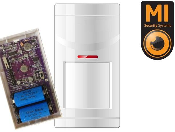 Kit central de alarme gsm +  4sensores sem fios + 2  comandos