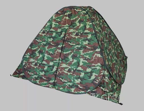 05 15 Namiot samorozkładający się + moskitiera 2x2m / 4-5os. KOLOR