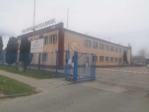 Budynek biurowo - magazynowy