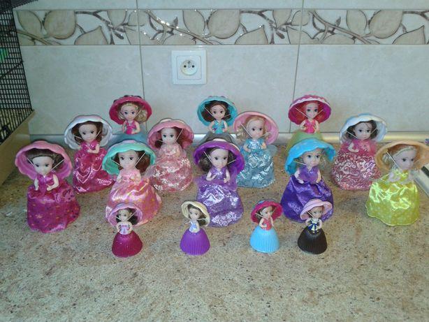 Mega kolekcja 16 pachnące babeczki , oryginalne TM Toys