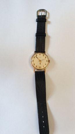 Zegarek zloty POLJOT 17 kamieni