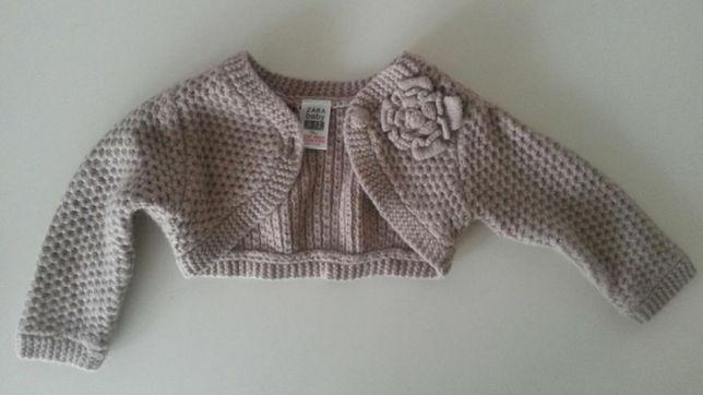 Bolerko sweterek Zara 78