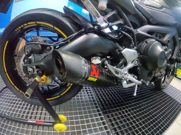 Yamaha MT 09 / Tracer - Akrapovic (układ wydechowy)