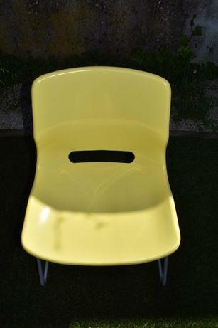 Cadeira IKEA - amarela