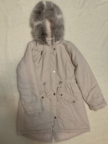 Куртка,парка next на рост 140-146