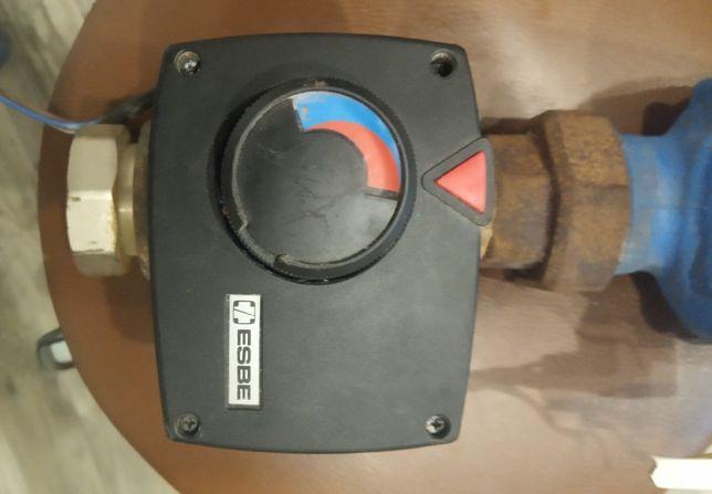 Електропривід ESBE AB 330 21 + 3-х ходовий клапан ESBE