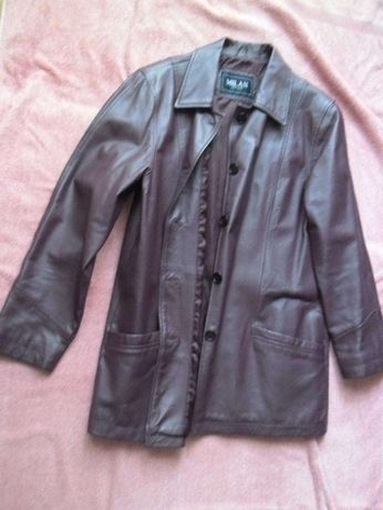 Kurtka Milan Leather-skóra