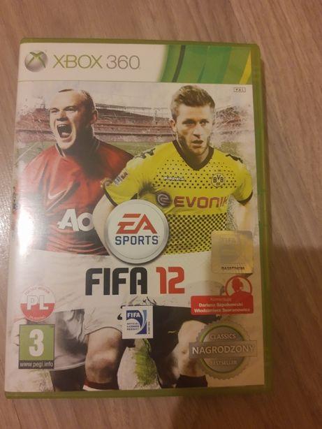 FIFA 12 XBOX 360 Polska Wersja