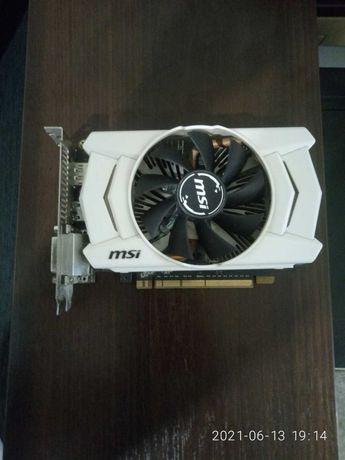 MSI GTX 960 2GB (Обмен с доплатой на RX580 4GB)