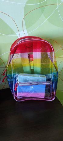 Новый модный молодежный рюкзак фирмы Staples Америка
