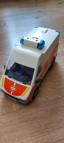 Playmobil Pogotowie ratunkowe ( 6685 ) - światło i dźwięk