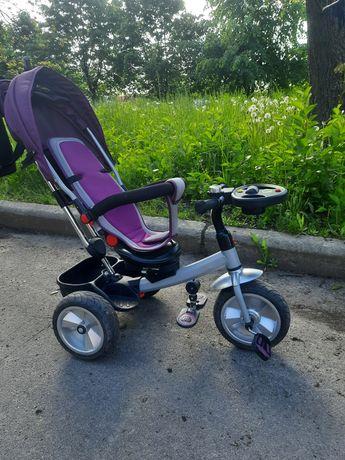 Детский трёхколёсный велосипед ,дитячий велосипед