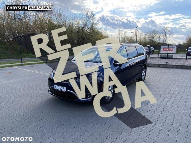 Chrysler Pacifica . Warszawa. Hybrid Premium, Dvd, Mały Przebieg,