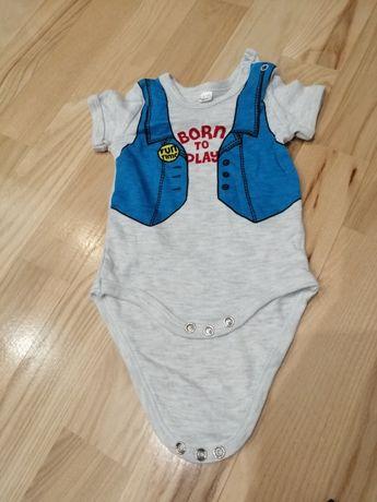 Ubranka dla chłopca roz. 68