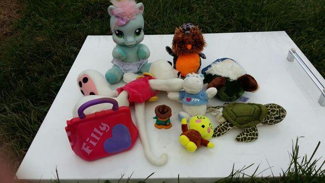 Zabawki zestaw 3