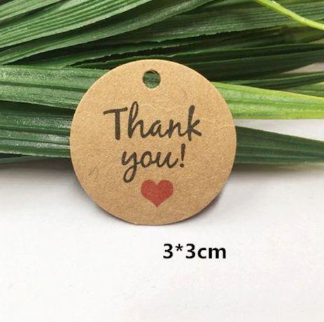 podziękowanie goście Thank you, dziękuję, wesele ślub, handmade, DIY,