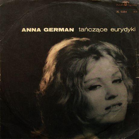 Płyta winylowa Anna German – Tańczące Eurydyki