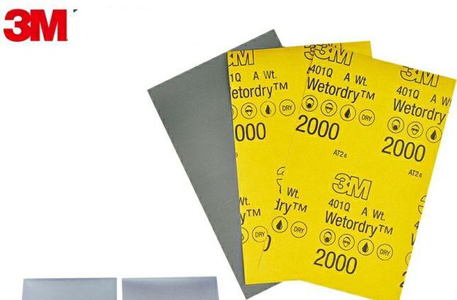текстурированная наждачная бумага 3М  2000